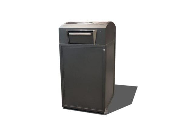 Finbin CitySolar - Smart avfallsbeholder