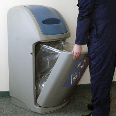 Nexus 140 avfallsbeholder for kildesortering