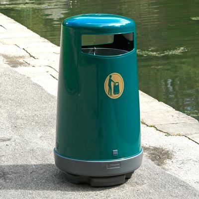 Avfallsbeholder