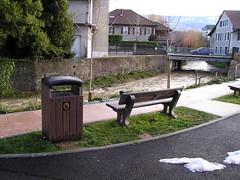 Enviropol 100 - Avfallsbeholder på 100l i resirkulert plast