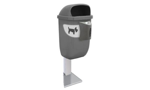 Beagle Bin - Avfallsbeholder for hundeavfall