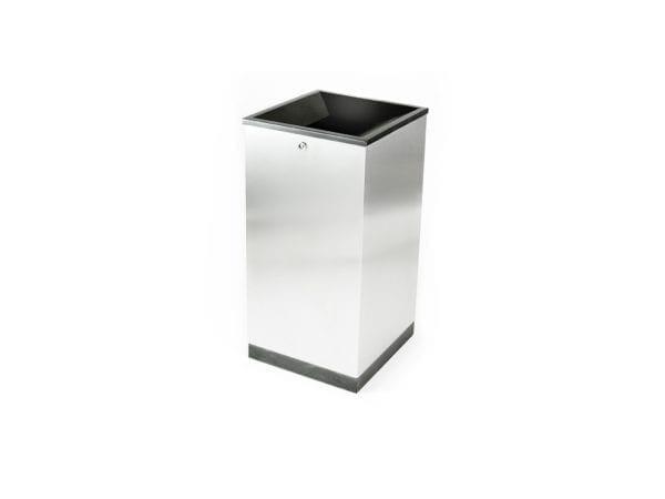 Finbin Edge - Avfallsbeholder i metall