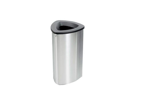 Bermuda 80 - Avfallsbeholder på 80l i metall