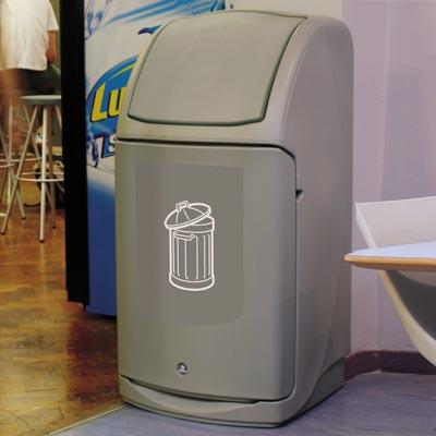 Nexsus r 140 avfallsbeholder