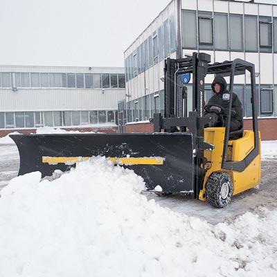 Snøplog