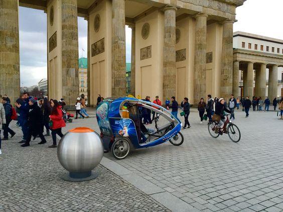 Bubble - Avfallsbeholder med stor kapasitet 360l og 600l, i metall. Berlin