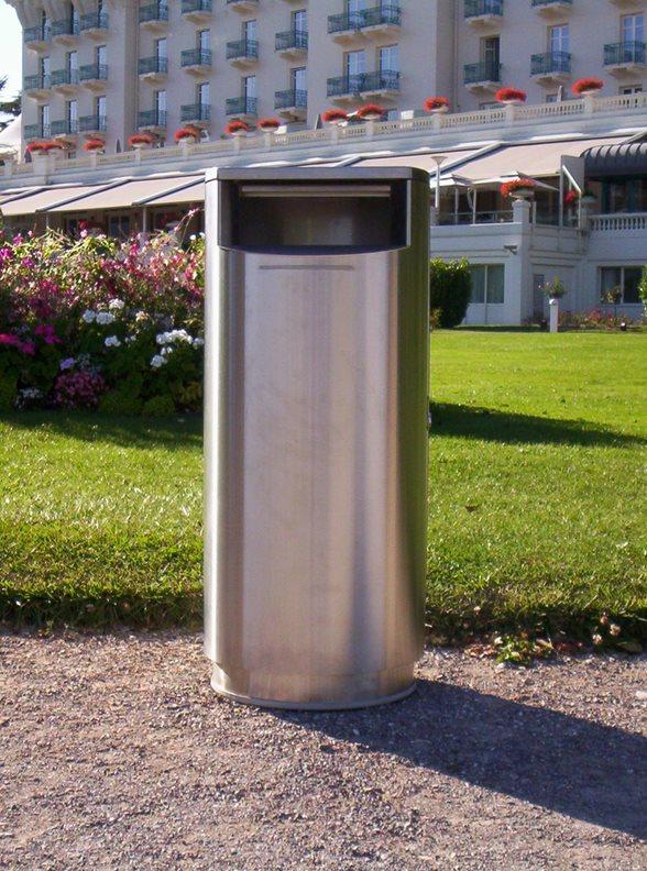 City 100 - Avfallsbeholder på 100l
